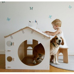 My Mini Home Biurko Domek