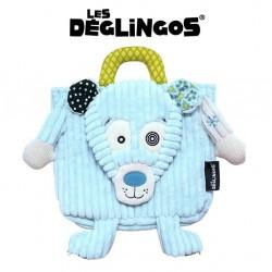 Les Deglingos Plecak Miś...