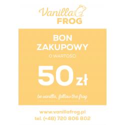 Karta podarunkowa Vanilla Frog