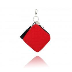 Lullalove Czerwona Mini...
