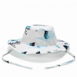 LA MILLOU SAFARI HAT - BLUE...