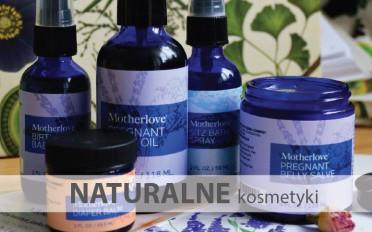 Naturalne kosmetyki dla Mam